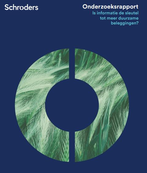 Nederlandse beleggers enthousiast over duurzaam beleggen maar minder overtuigd van betere rendementen