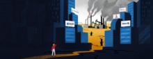 Eerlijke Geldwijzer: 'ABN en ING financieren nog vooral fossiele energie'