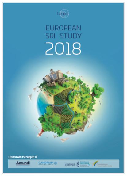 Eurosif launched 2018 SRI Study