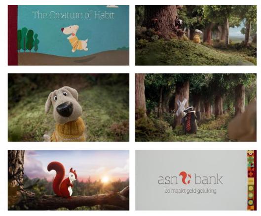ASN Bank krijgt bronzen Effie voor campagne 'Zo maakt geld gelukkig'