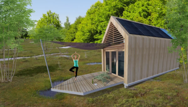 Investeer via crowdfunding in GreenHuus: eco-lodges aan het Grevelingenmeer