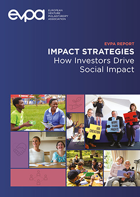 EVPA published study impact investing by venture philanthropy and social investment (VP/SI) organisations across Europe