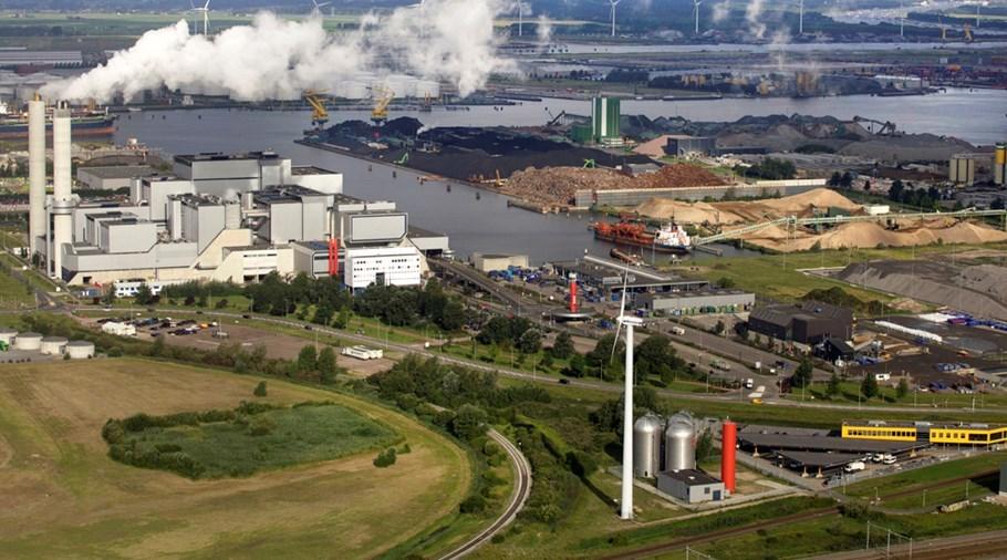 Amsterdam start bouw bio-energiecentrale met financiering ASN Bank