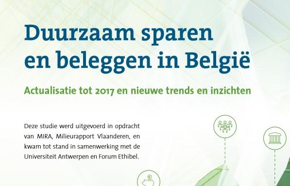 Duurzaam beleggen in België nog steeds in de lift
