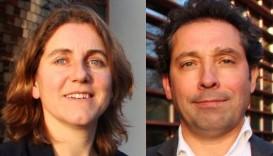 """Aaron Vermeulen (WNF) en Carola van Lamoen (Robeco) over duurzaam beleggen: """"Dialoog heeft meer impact dan uitsluiting"""""""