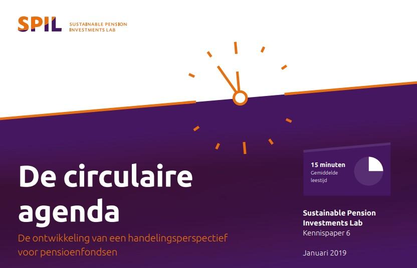 De Circulaire Agenda voor Nederlandse pensioenfondsen