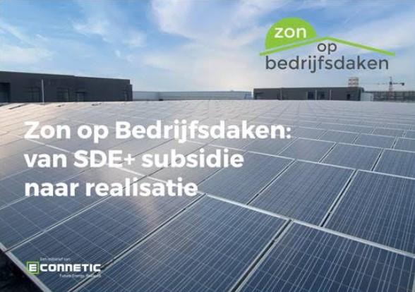 Financieringsmogelijkheden voor ondernemers voor zonnepanelen op bedrijfsdaken in Regio Alkmaar