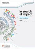 Reserch: Data necessary to assess the social and environmental impact of funds is lacking