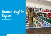 Eerste mensenrechtenverslag van de Volksbank