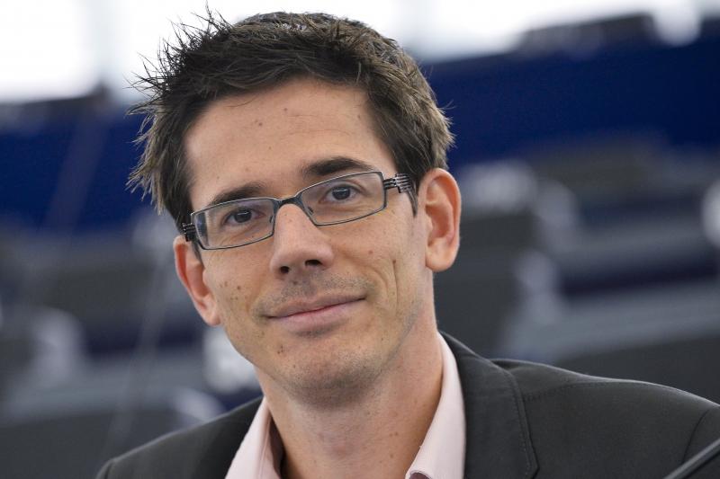 Bas Eickhout (GroenLinks) krijgt steun voor vergroening van financiële sector