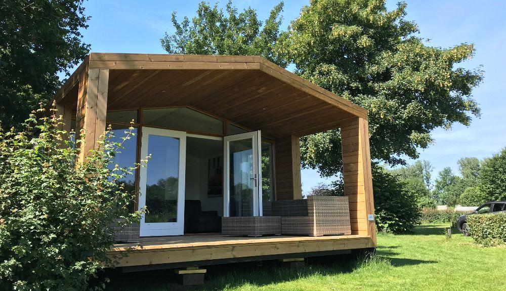 Crowdfunding EcoCabins - Groeiende vraag tiny houses positief voor klimaat en woningmarkt