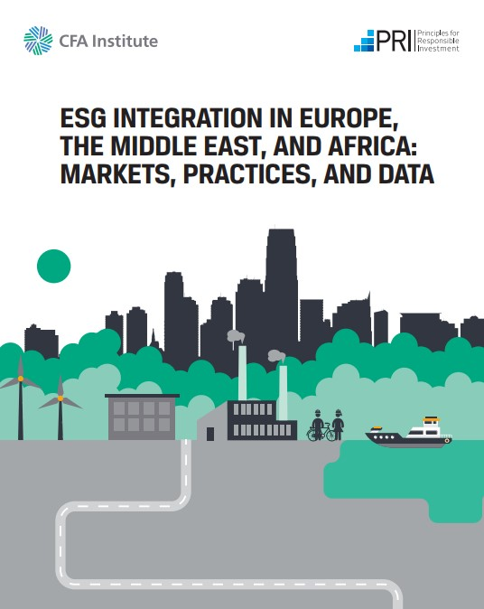 ESG Integration in Europe, The Middle East, and Africa: Markets, Practices, and Data