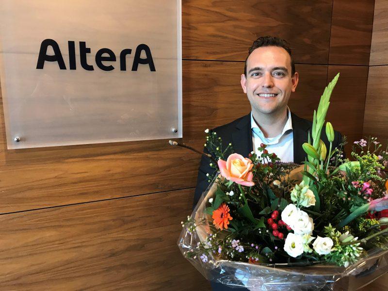 Rudy Verstappen gestart als Research Manager ESG bij Altera