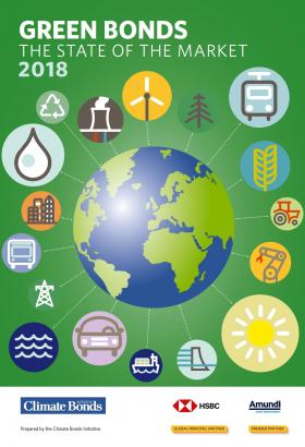 Climate Bonds launches Green Bonds - State of the Market 2018 report