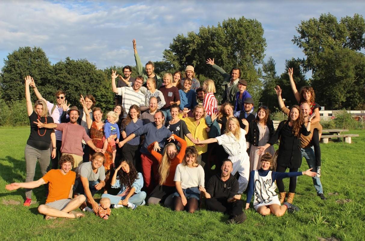 Crowdfunding van de eerste zelfbouw-wooncoöperatie van Nederland binnen een week al op 77%!