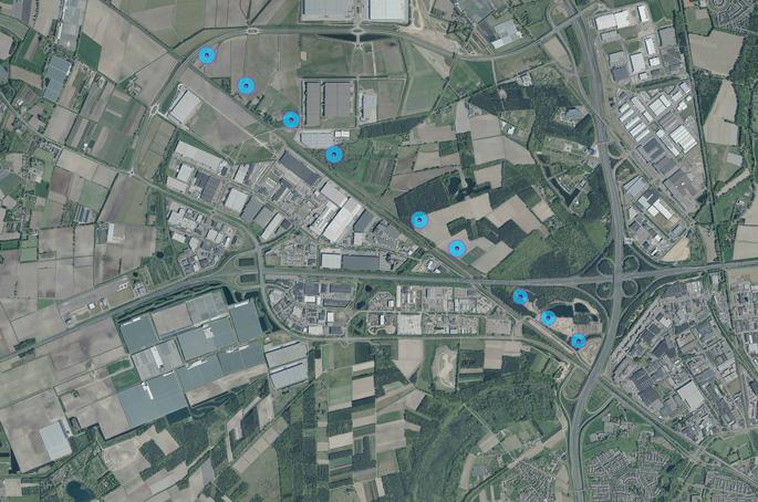 Greenchoice, Windunie en ABN AMRO kopen windpark Greenport Venlo
