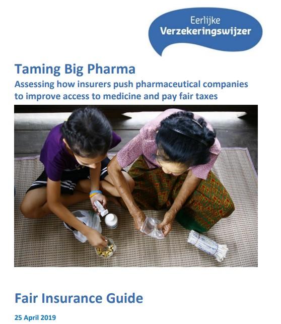Betaalbare medicijnen laten grootste verzekeraars koud