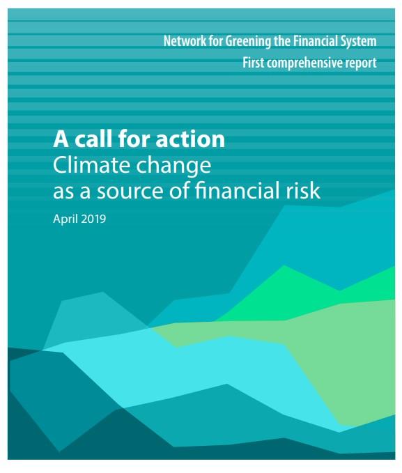 Financiële sector staat centraal in het aanpakken van klimaatverandering volgens centrale banken