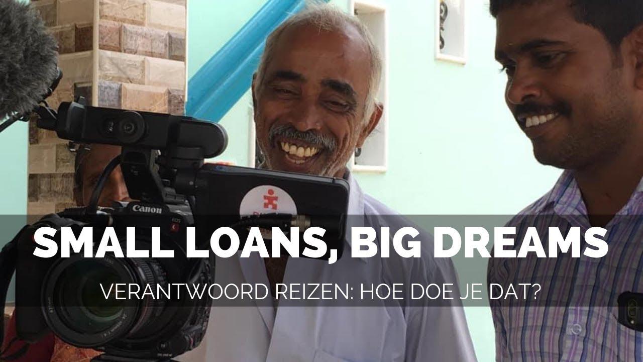 Effect van microkredieten voor kleine ondernemers in beeld gebracht door Riksja Travel
