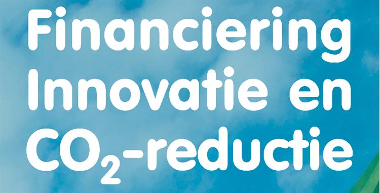 35,5 miljoen subsidiegeld beschikbaar voor Innovatie en slimme CO2-reductie in Oost-Nederland