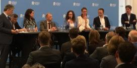 """Financiële EU Verkiezingsdebat: """"Financiële sector kan rol spelen bij verduurzaming"""""""