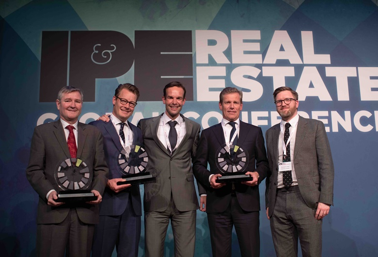IPE RE Awards: GRESB founders APG, PGGM and USS recognised for 10 years ESG leadership