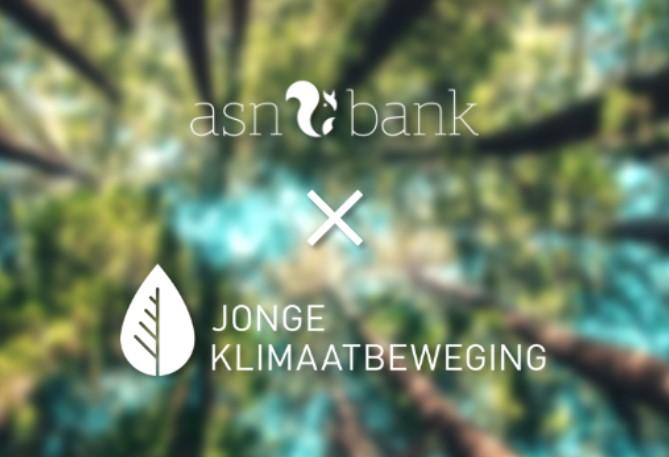 Jonge Klimaatbeweging en ASN Bank onderzoeken hoe jij denkt over de financiële sector