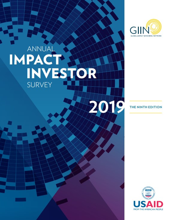 Global Impact Investing Network's Annual Impact Survey highlightsa diverse and burgeoning impact investing market