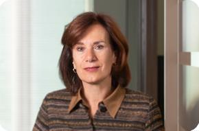 Joanne Kellermann wil als nieuwe bestuursvoorzitter PFZW het pensioengeld rendabel inzetten voor een betere wereld