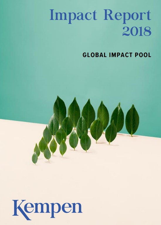 Kempen publishes first annual impact report for the Global Impact Pool ('GIP')
