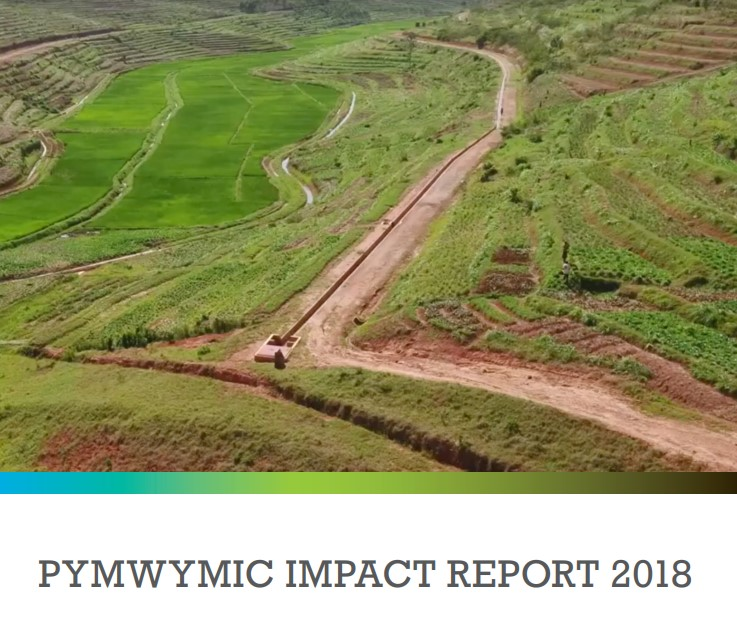 First Pymwymic Impact Report launched!