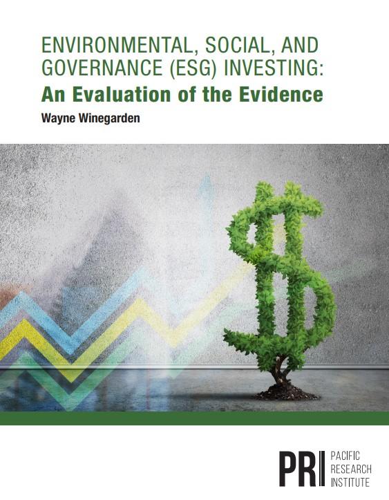 ESG beleggen toch slecht voor rendement volgens nieuw onderzoek