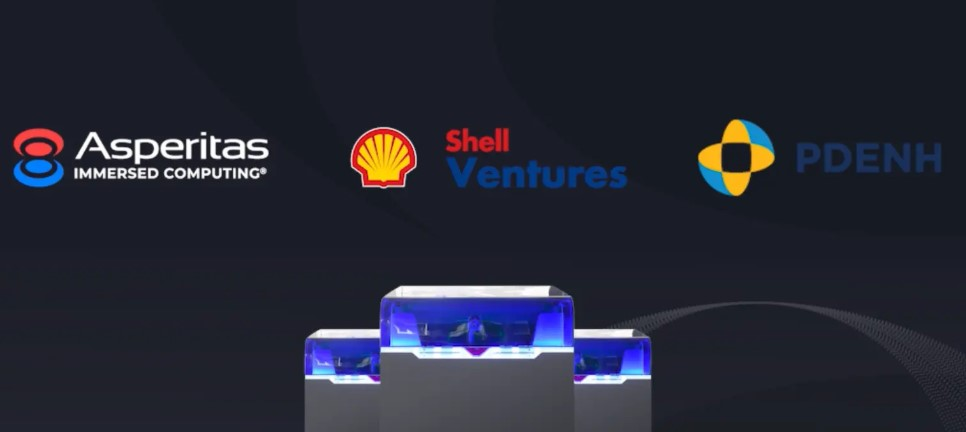 Shell and PDENH are investing in Dutch sustainable datacentre technology scaleup Asperitas
