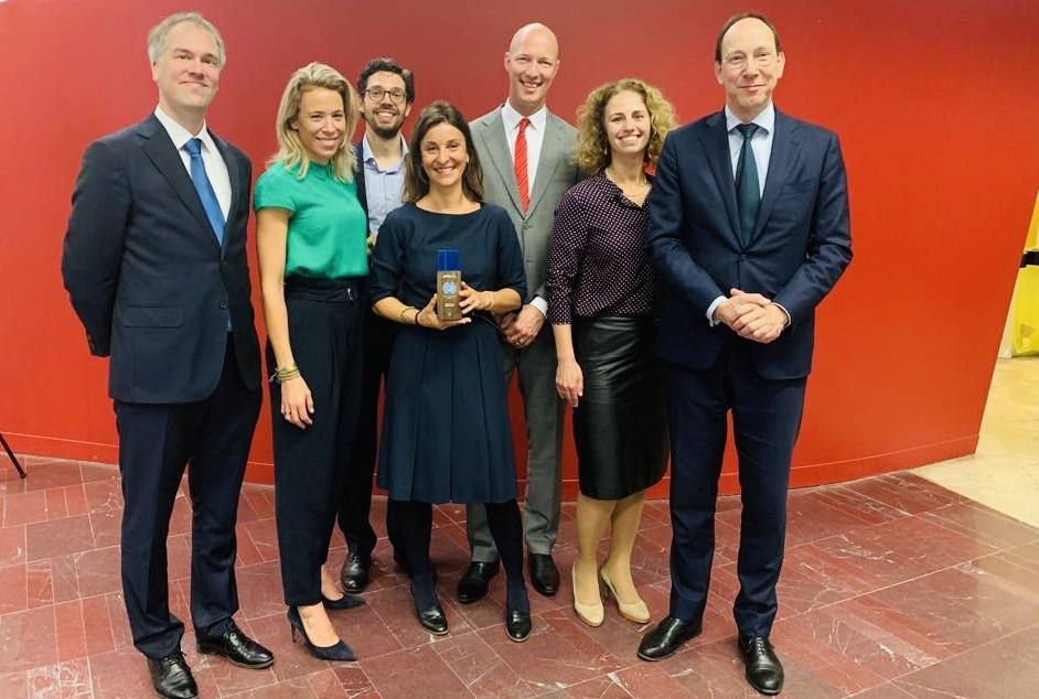 Platform 'Leefbaar Loont' wint PRI Active Ownership Project of the Year Award