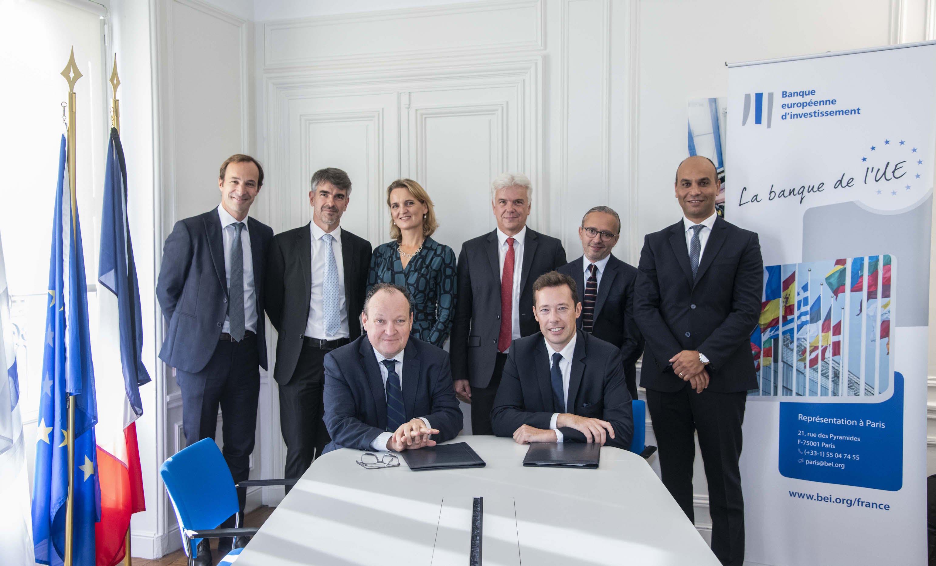 EIB kent ALD Automotive 250 miljoen euro toe om overgang naar elektrisch vervoer te versnellen