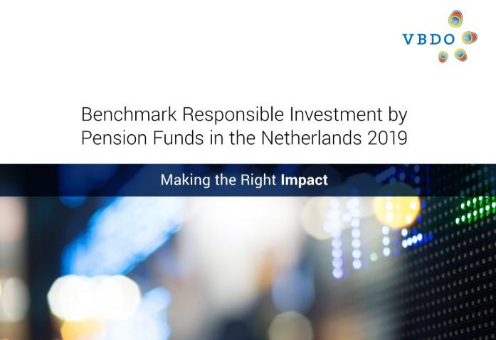 ABP koploper in VBDO benchmark 2019 verantwoord beleggen pensioenfondsen