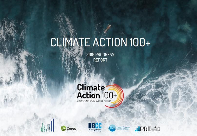 Climate Action 100+ investors seek net zero business strategies through company engagement