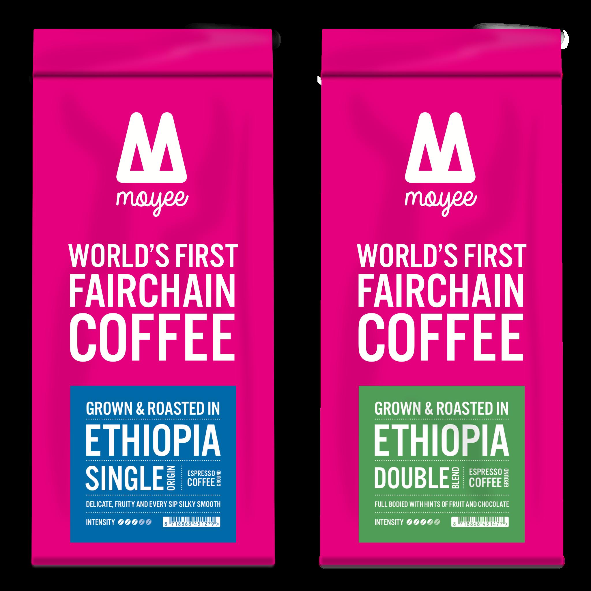 Moyee Coffee lanceert een tweede crowdfunding campagne