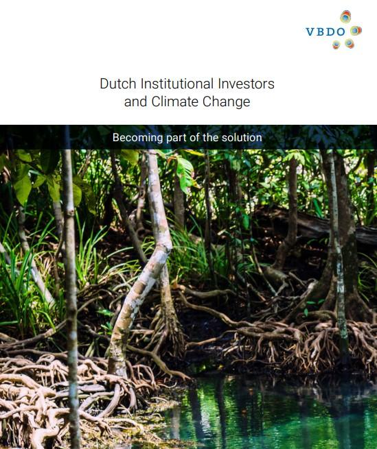 VBDO: Nederlandse institutionele beleggers zijn geen onderdeel van de oplossing voor klimaatverandering