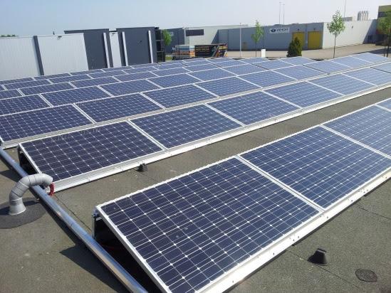 Provincie Noord-Holland helpt bedrijven met zonnepanelen