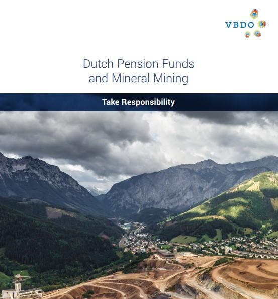Pensioenfondsen handelen niet naar steeds groter wordende risico's in de mijnbouwsector