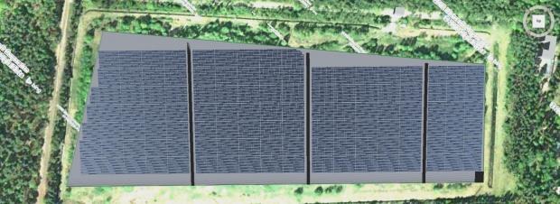 Triodos Groenfonds en Oost NL financieren zonnepark op oude stortplaats Eerbeek