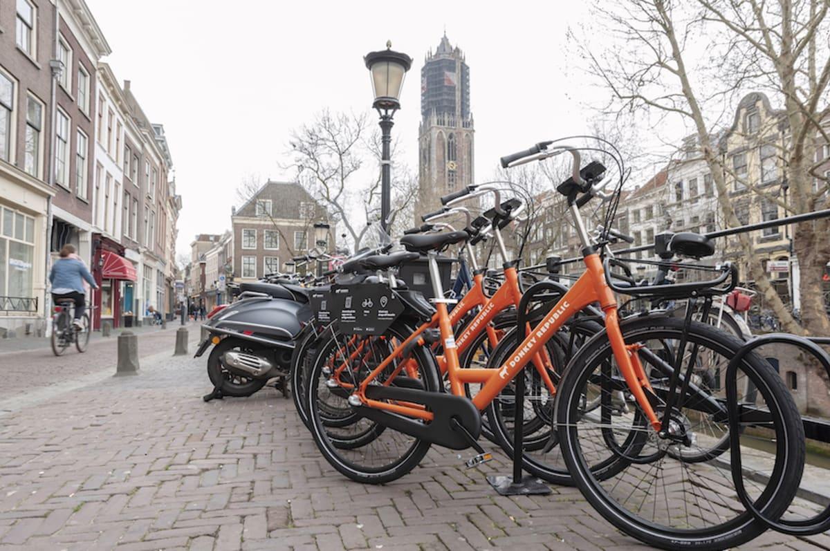 Donkey Republic betrekt het publiek bij groei van deelfietsen in Nederland via crowdfunding