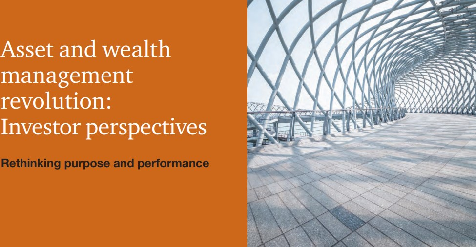 """PwC research: """"ESG investing is the number three priority of investors"""""""