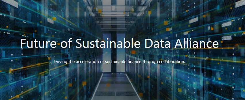 Refinitiv announces the launch of the Future of Sustainable Data Alliance