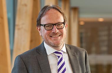 Harmen van Wijnen wordt nieuwe algemeen directeur ABP