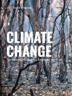 Onderzoek: Financiële sector loopt risico €925 miljard te verliezen als het niet reageert op klimaatverandering