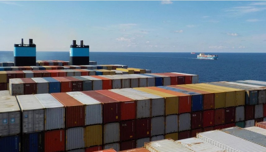 A.P. Moller - Maersk links new $5.0bn revolving credit facility to its CO2 performance