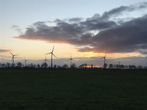 Waterschap Drents Overijsselse Delta en ASN Bank investeren in Windpark Nieuwleusen