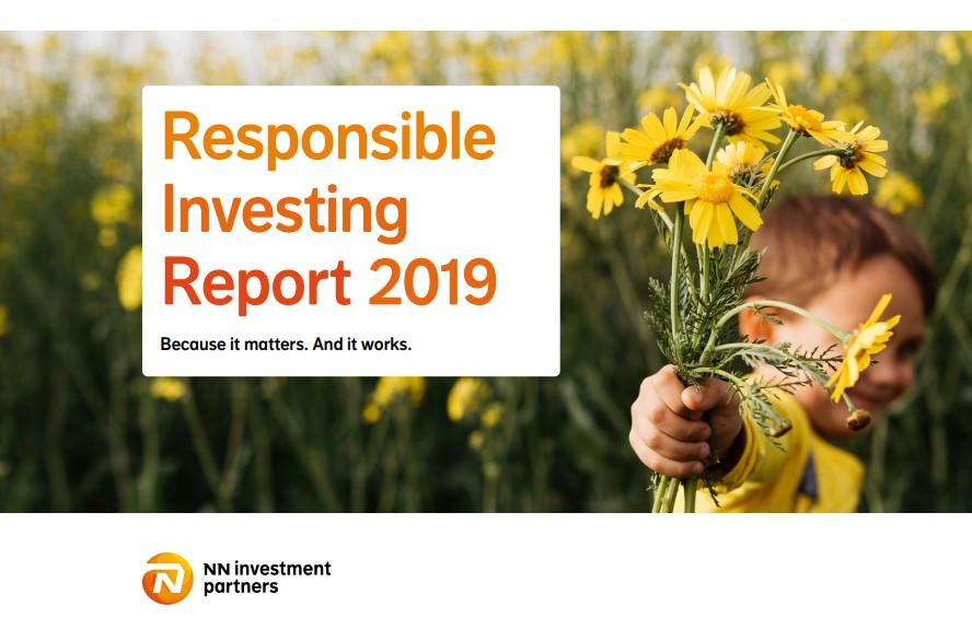 NN IP publiceert het Verantwoord Beleggen Rapport 2019